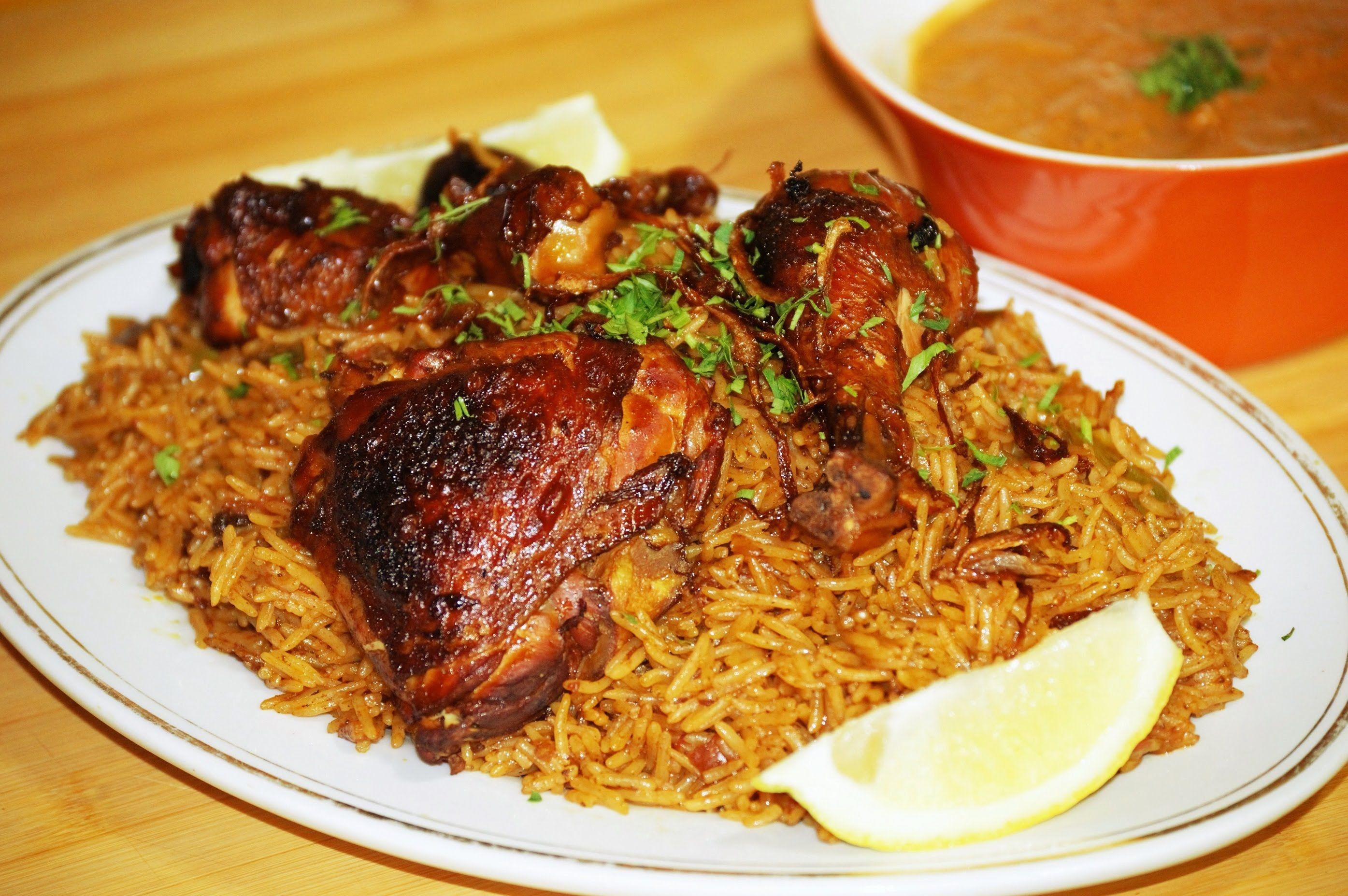 طريقة تحضيركبسة الدجاجchefahmad All Cooking Chicken Kabsa Kabsa Recipe Recipes Food