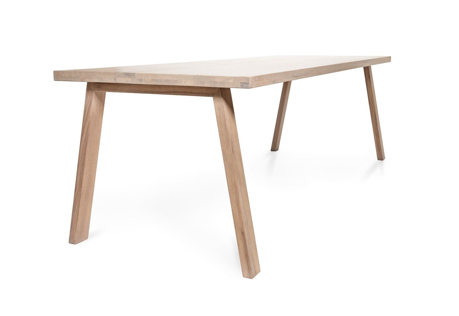 Houten Tafel 160 : Design eettafel slide l remy meijers l odesi your dutch design