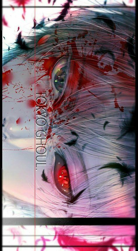 Trendy Eye Anime Tokyo Ghoul Ideas