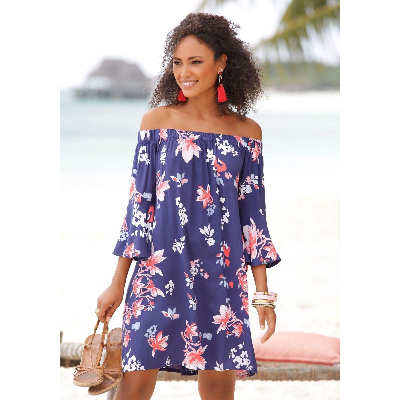 strandkleid von beachtime | modestil, strandkleid, urlaubsmode
