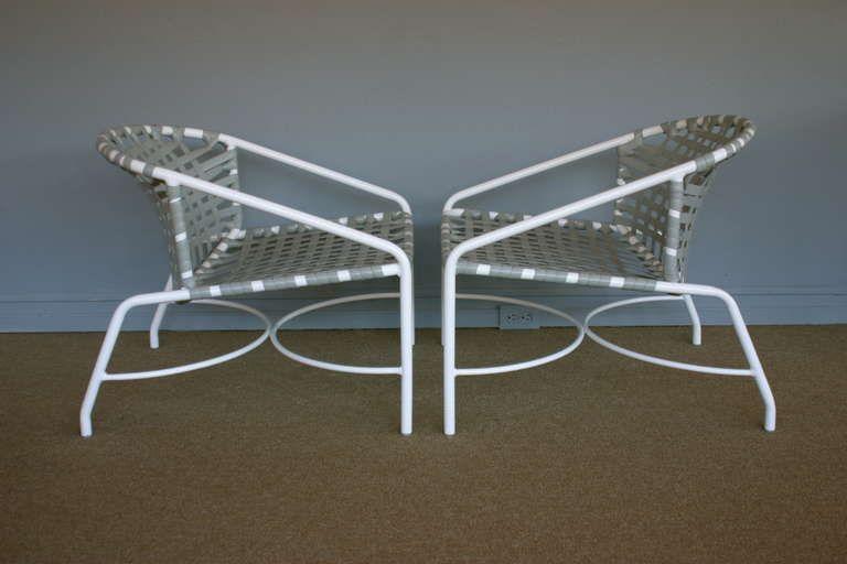 Brown Jordan Kantan Chairs