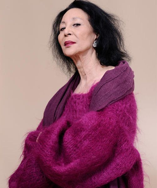 China Machado 83 Machado Who Fled Shanghai After The Japanese Invasion In 1937 Became The First Non Caucausian To Be Fashion Advanced Style Model
