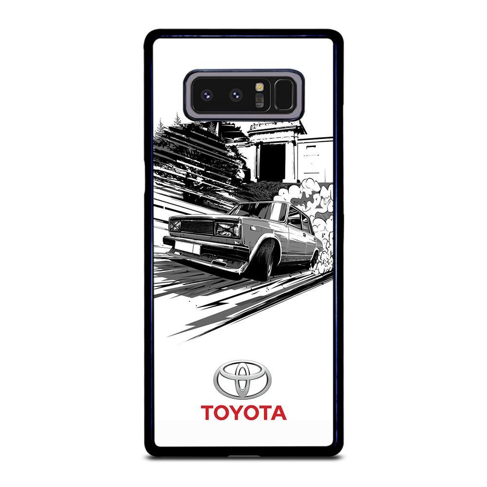 TOYOTA CAR CLASSIC SKETCH Samsung Galaxy Note 8 Case - Casefine