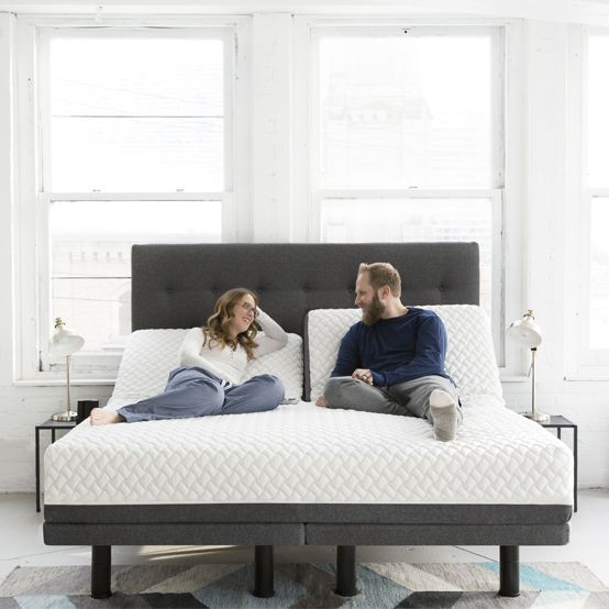 H4 Overview P Reverie Dream Supreme 8x Sleep System The Combines A Hybrid Memory Foam Mattress With