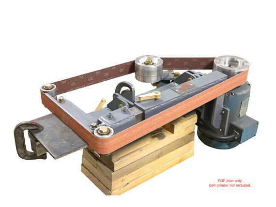2x72 Quot Belt Grinder Plans Belt Sander Disk Sander
