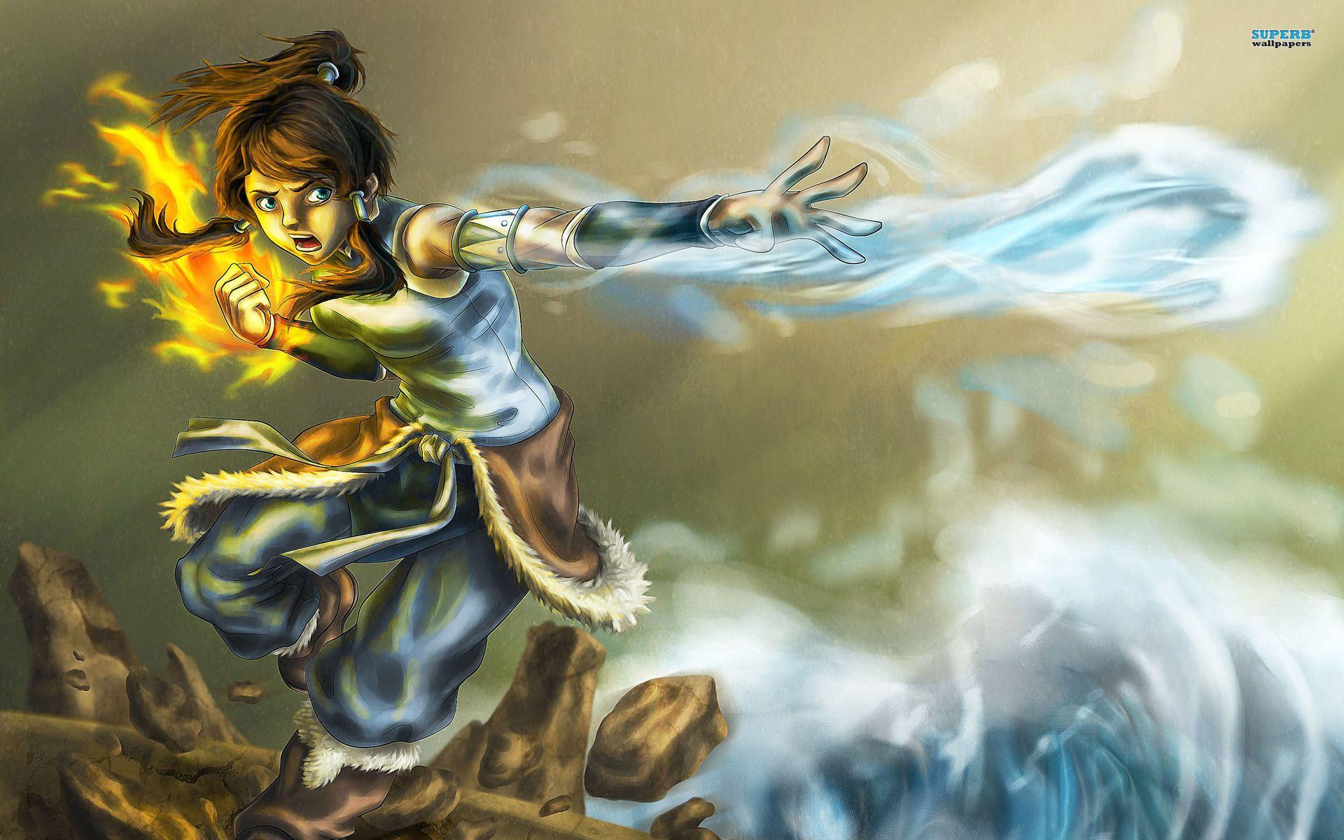 The Legend Of Korra Legend of korra, Anime fight, Girl