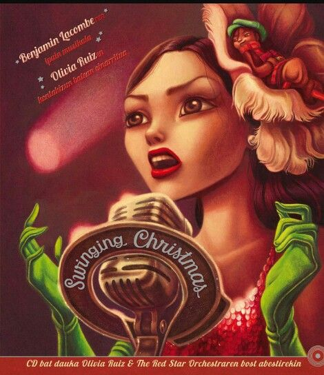 Swinging Christmas by B Lacombe
