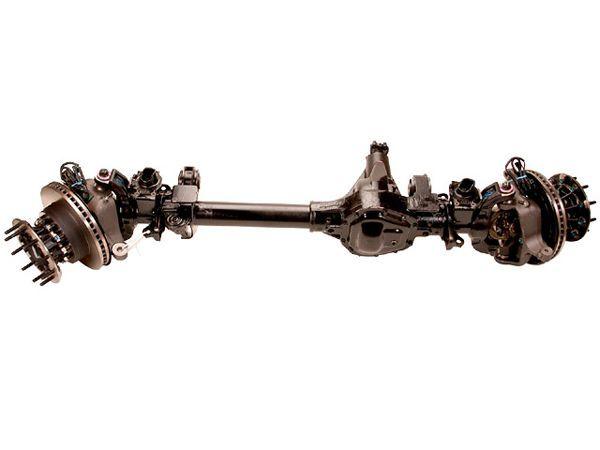 Dana Super 60 High Pinion Front Axle 4 Wheel Off Road Magazine