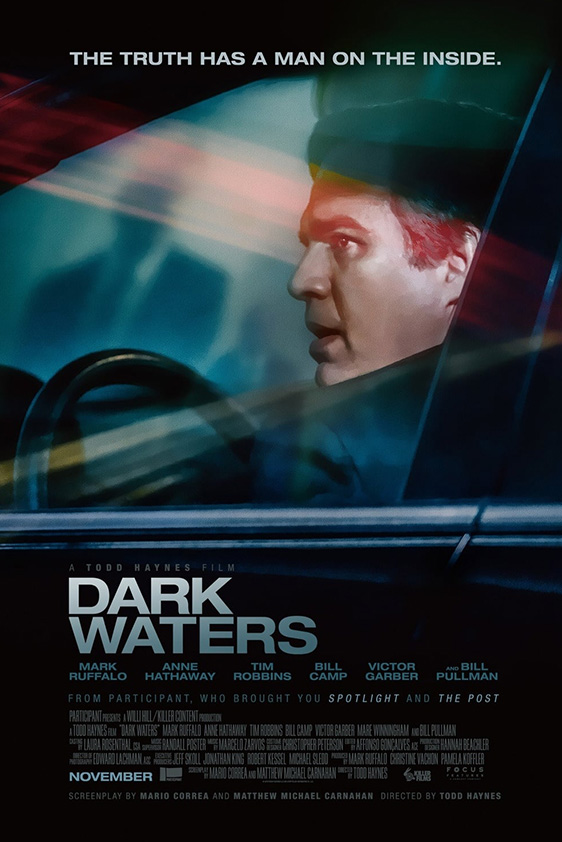 Dark Waters Mark Ruffalo Water Movie Free Movies Online