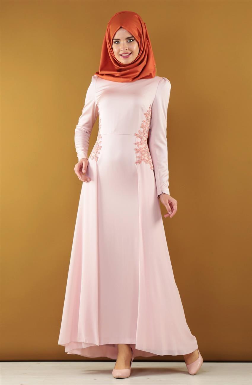 Related pictures armine tak elbise tesett abiye modelleri - Kayra Abiye Elbise Pudra Tesett Rl Gelinlikler Ve Gelinlik Modelleri