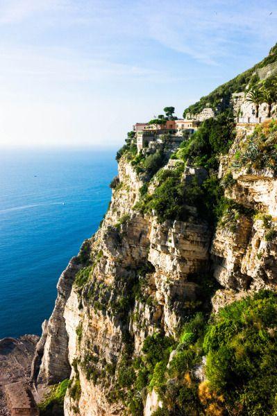 Amalfi Coast, Italy (by Gordon Baldwin)