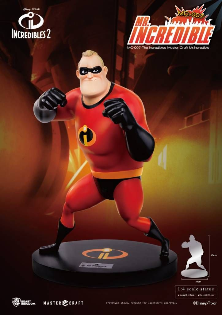 Pin by FANS on Disney | The incredibles, Statue, Animation ...