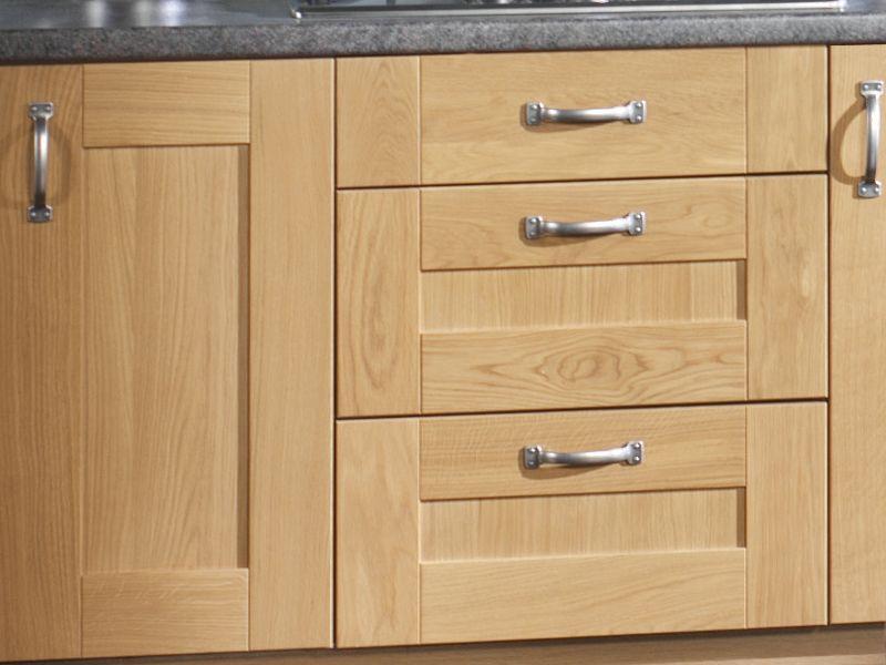 Unfinished Oak Kitchen Cabinet Doors Better Oak Kitchen Cabinets