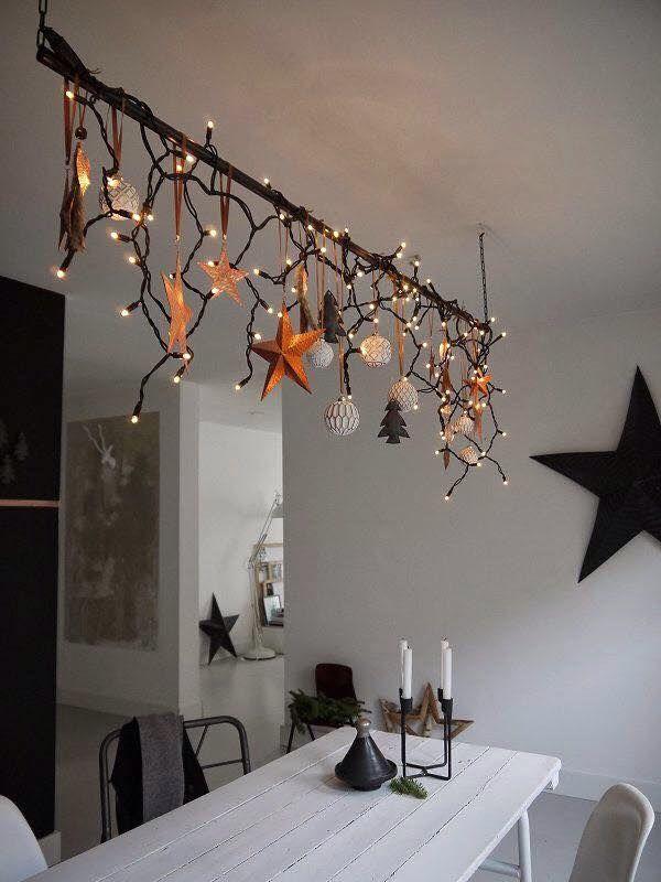 Photo of Splendida illuminazione che ogni stanza è una storia di Natale