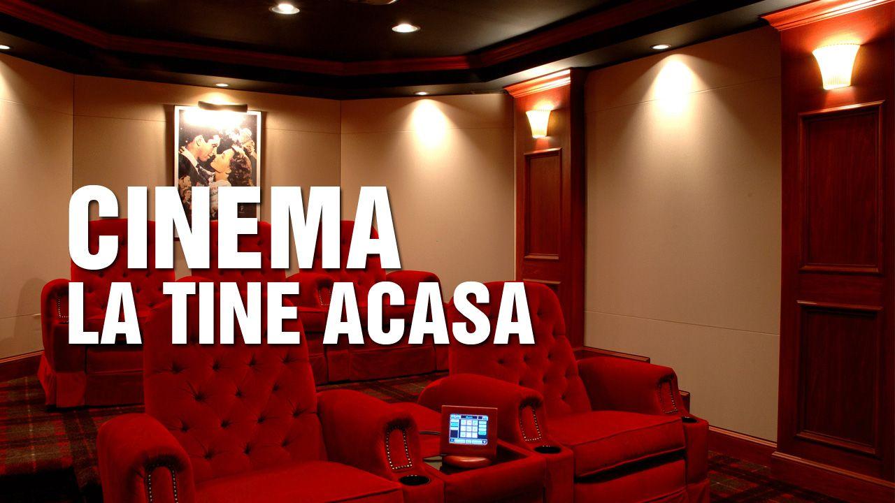 Muta Sala De Cinema La Tine Acasa Articole Pinterest Cinema