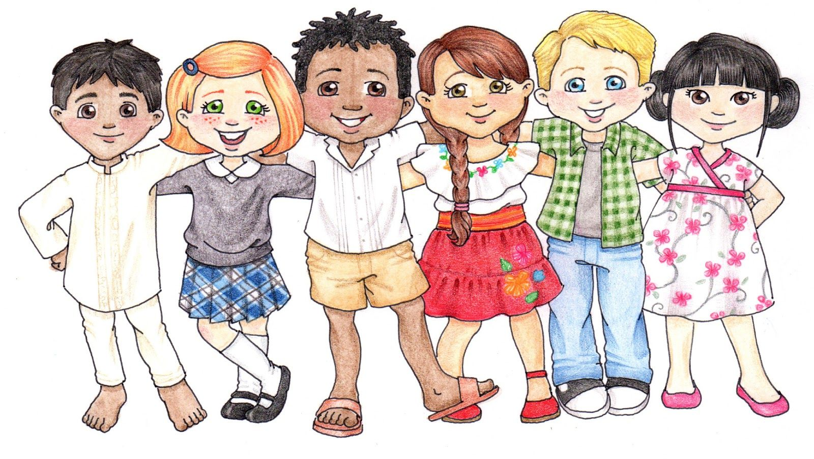 free lds clipart to color for primary children | ... most about the ...