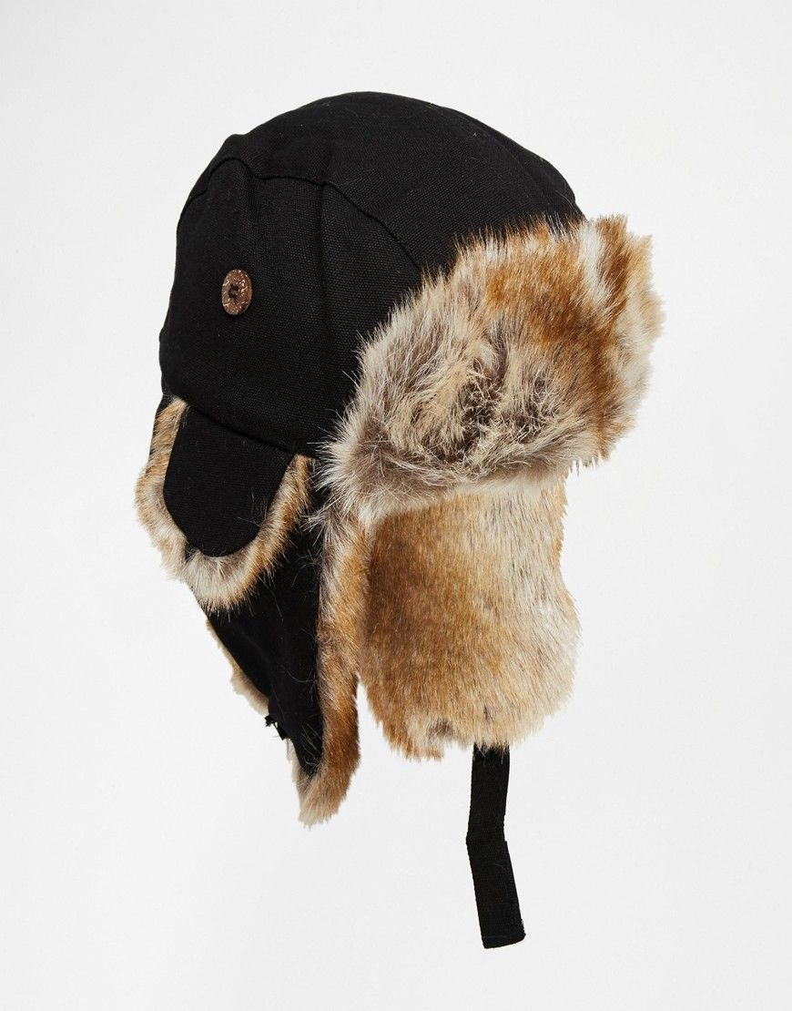 b61fb07bd Image 1 of Dickies Trapper Hat | shit I need in 2019 | Trapper hats ...
