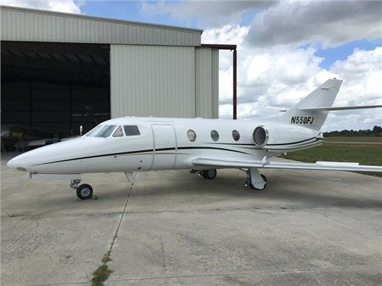 Falcon 100, Price Reduced, New Paint & Interior, Recent