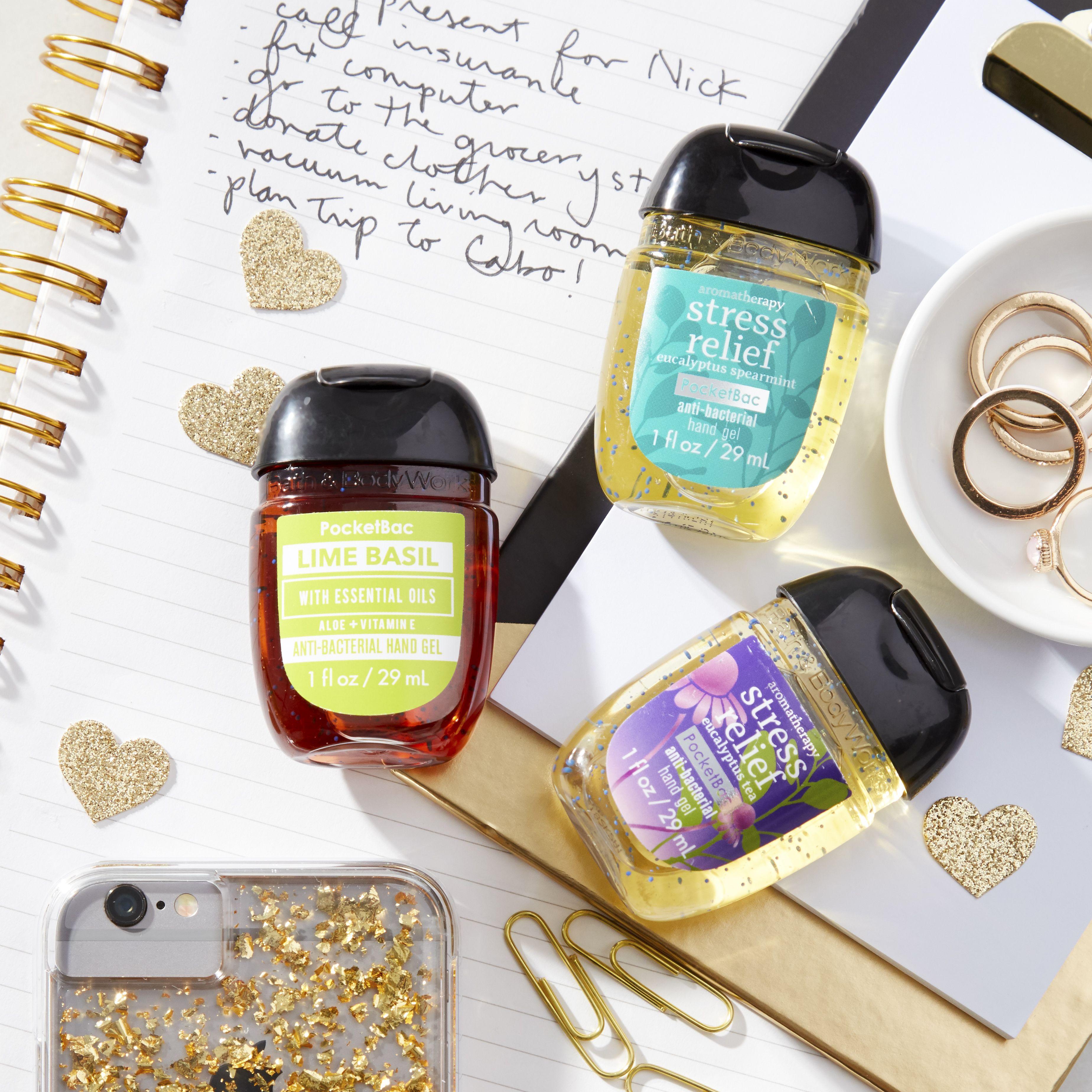 Pocketbacs With Essential Oils Bath And Body Body Works