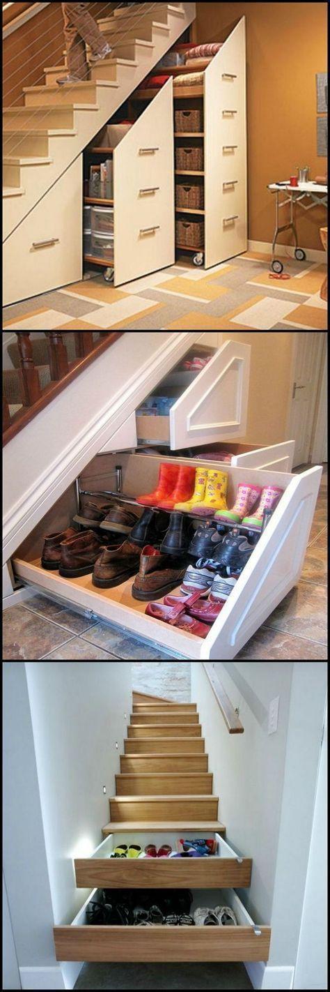 Photo of Über 20 Ideen für Treppenräume Kreative Verwendungsmöglichkeiten – Lumax Homes