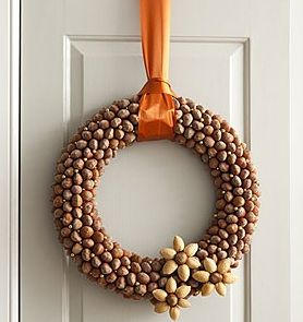 Autumn Home Decoration Ideas U2013 Decorate With Chestnuts And Acorns