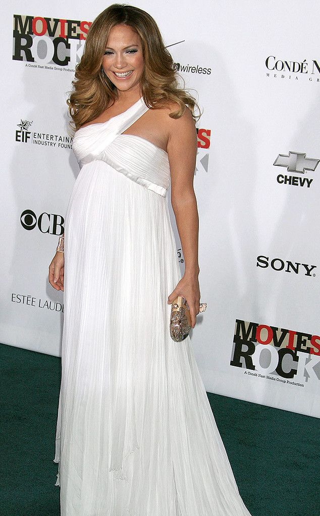 Jennifer Lopez from Red Carpet Baby Bumps | E! Online