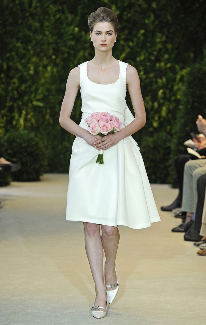 Vestidos de Novia de Carolina Herrera 2014 - busca tu estilo ...