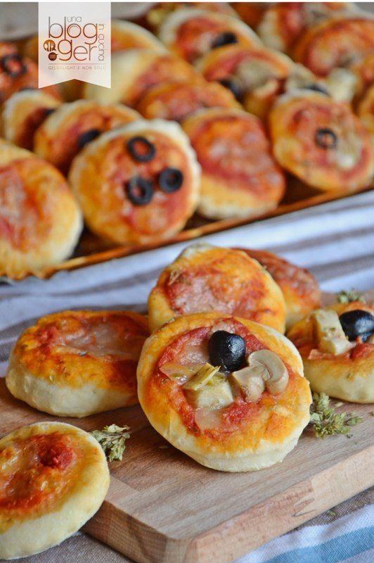 Pizzette da buffet #buffet