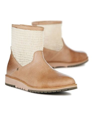 Another great find on #zulily! Sand Taria Suede Chelsea Boot - Women #zulilyfinds