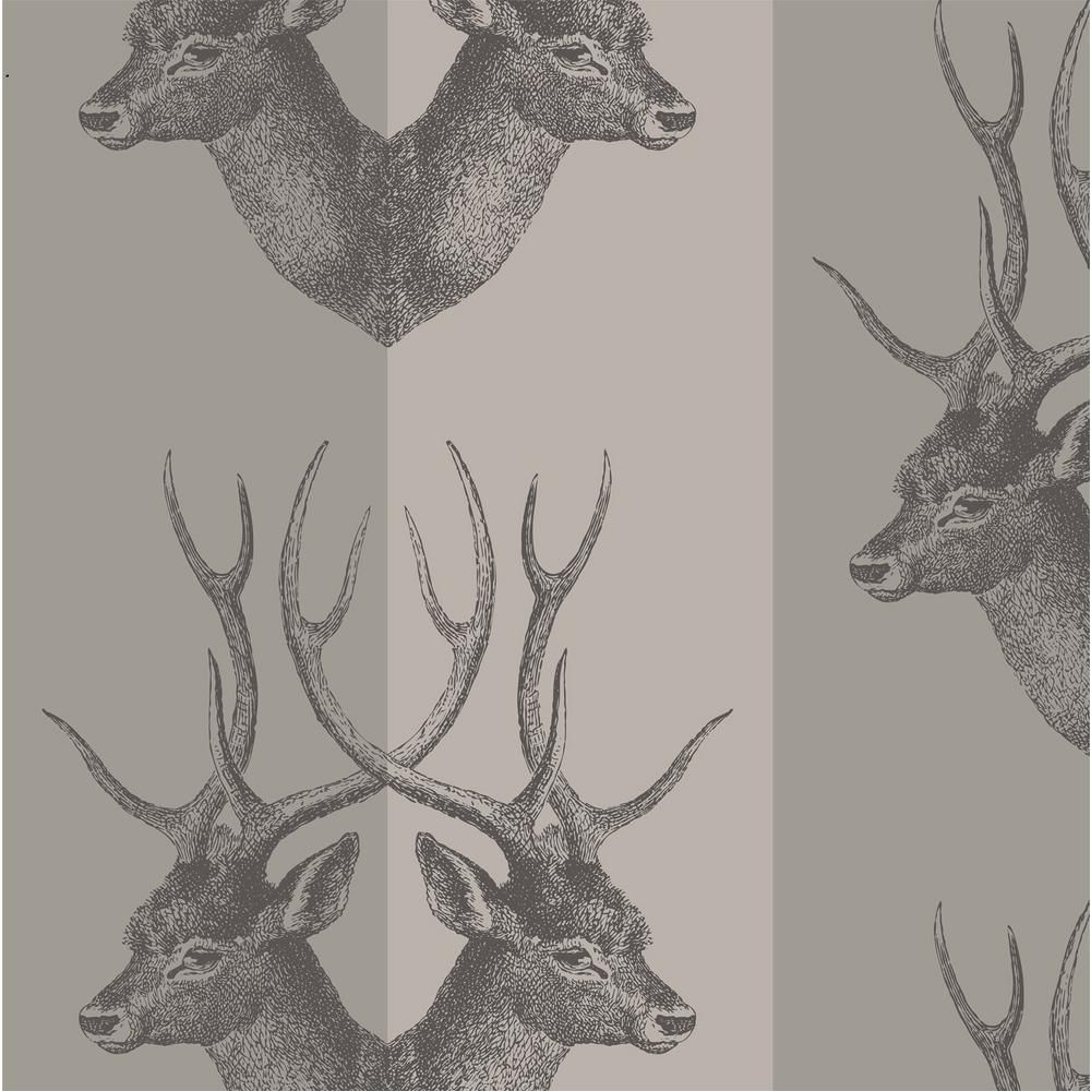 Mitchell Black Debut Collection Stag Removable and