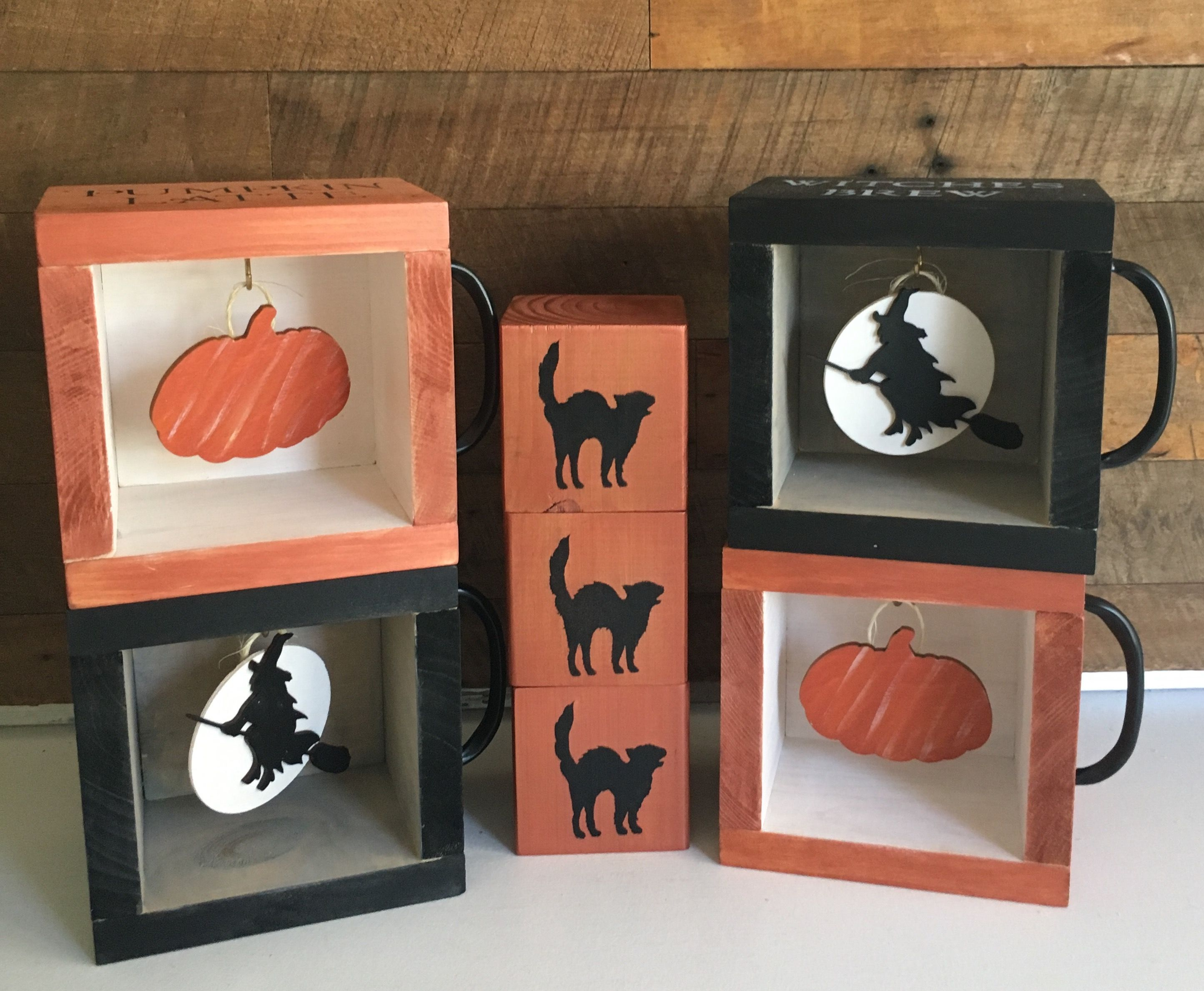 Halloween decorationsHalloween Coffee bar decor/Witches Brew