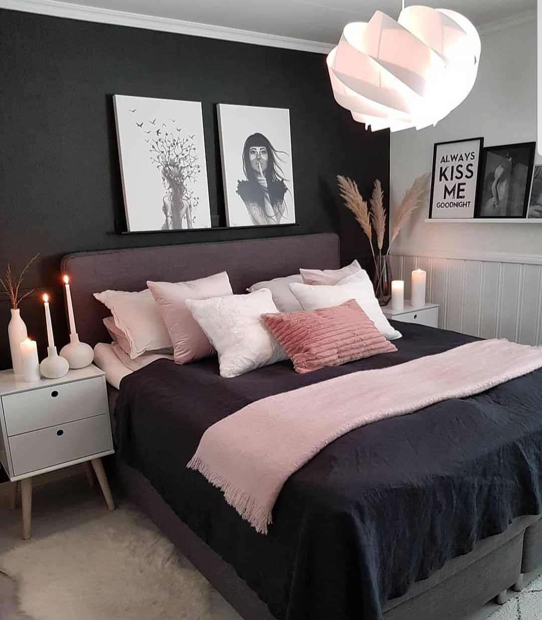 Épinglé sur Bedrooms