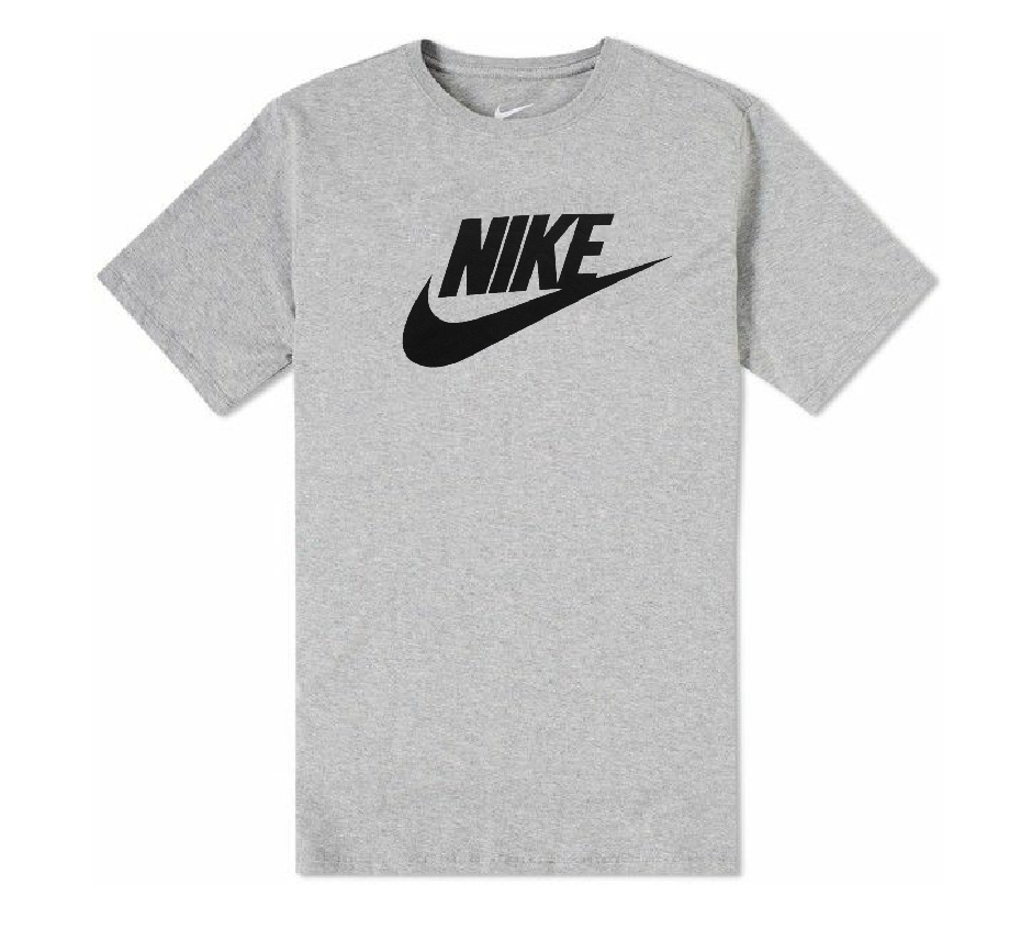 Nike Mens Just Do It Swoosh Graphic Logo Tee TShirt (With