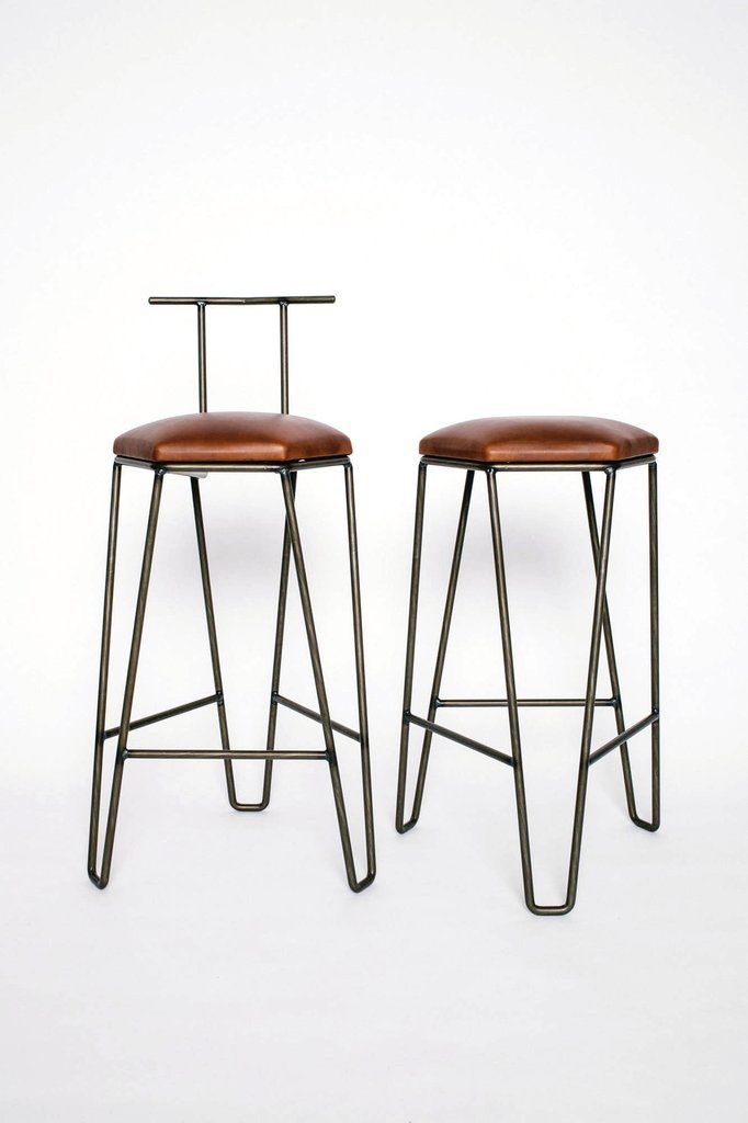 j1 studios counter height bar stool with backrest