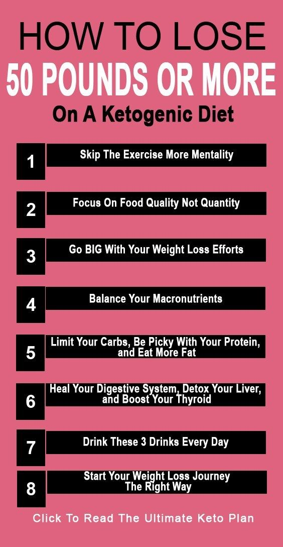 Lose weight 50 pounds fast