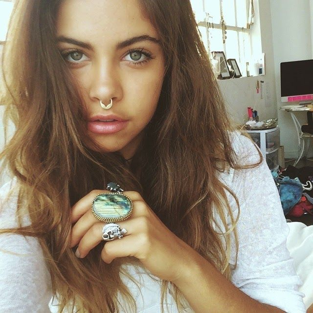 Are Bull Nose Septum Rings Making A Big Comeback