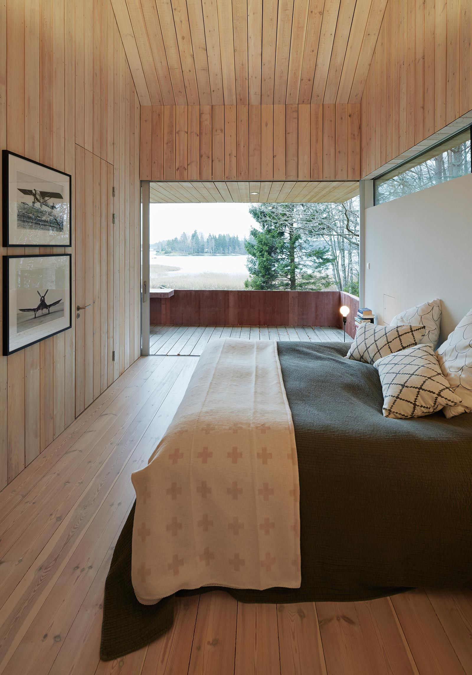 Summerhouse Svartnö fulfilled a German couple's dream of ...
