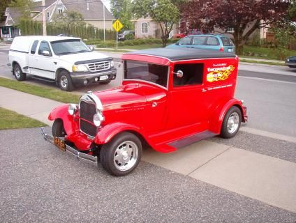 1929 ford sedan delivery for sale | 1928 Ford 2-Door Sedan