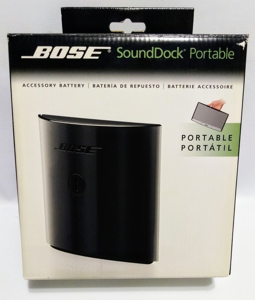 BOSE SoundDock Portable Digital Music System Black Accessory