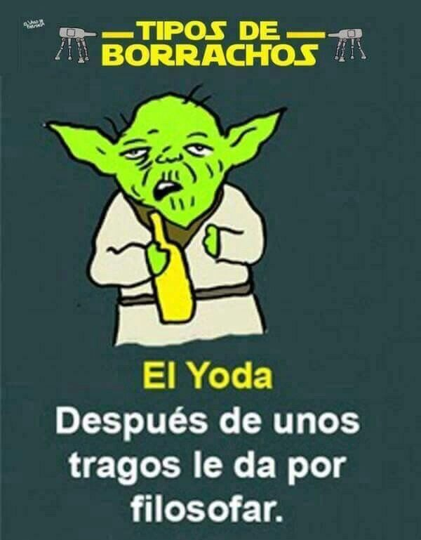 Pin De Carlos Adolfo Rivarola En Borrachos Borrachos Star Wars Tipos De Borrachos