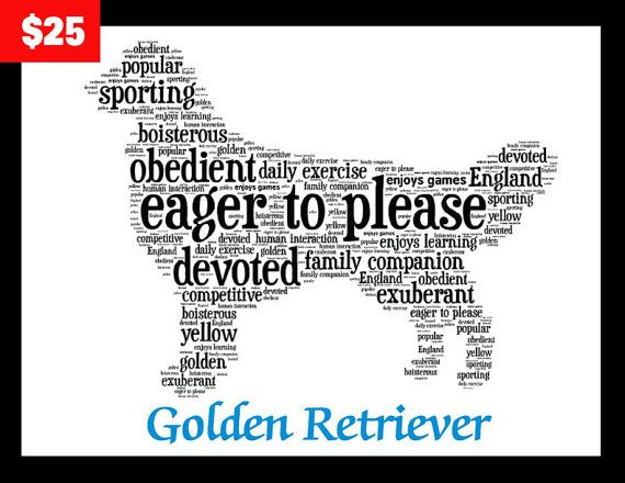 Golden Retriever Art, Golden Retriever Art, Golden Retriever Custom, Golden Retriever Lover, Pet Lover, Golden Retriever Gift