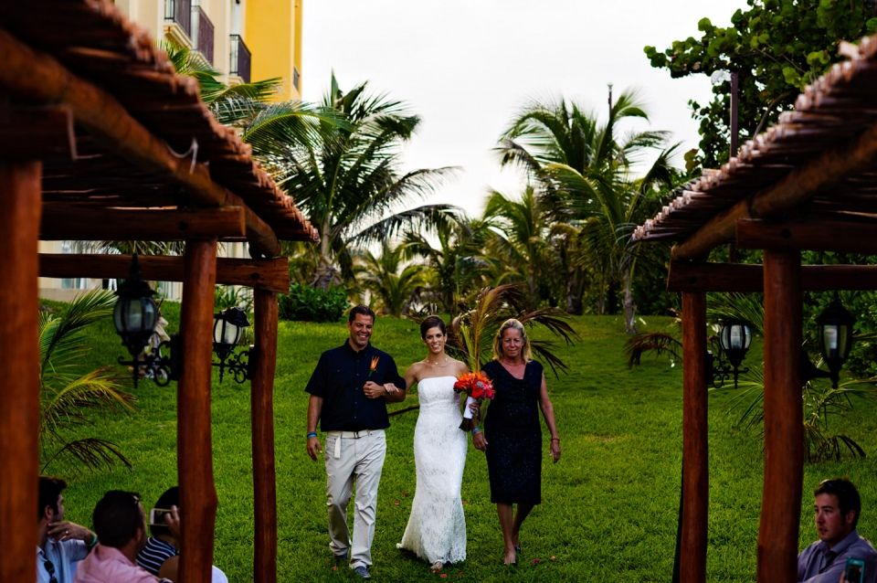 Fiesta Americana Condesa Cancún Weddings