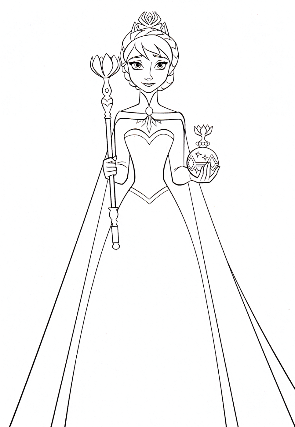 Frozen Worksheets Kids Learning Activity Elsa Coloring Pages Elsa Coloring Disney Coloring Pages