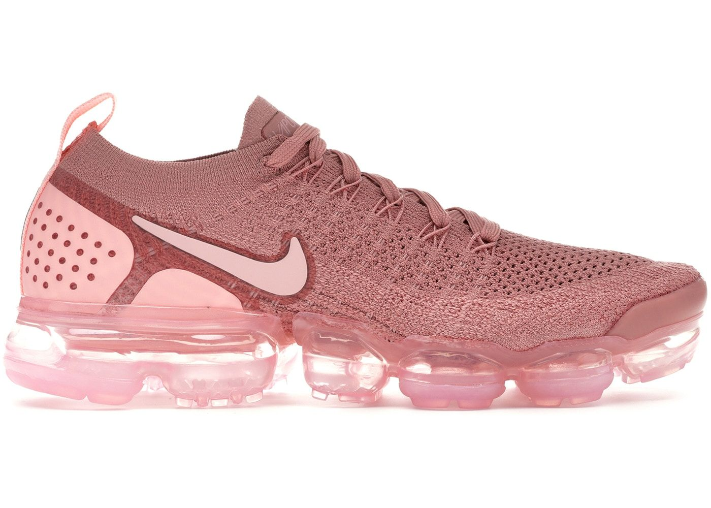 6593922be51e9 Check out the Air VaporMax 2 Rust Pink (W) available on StockX