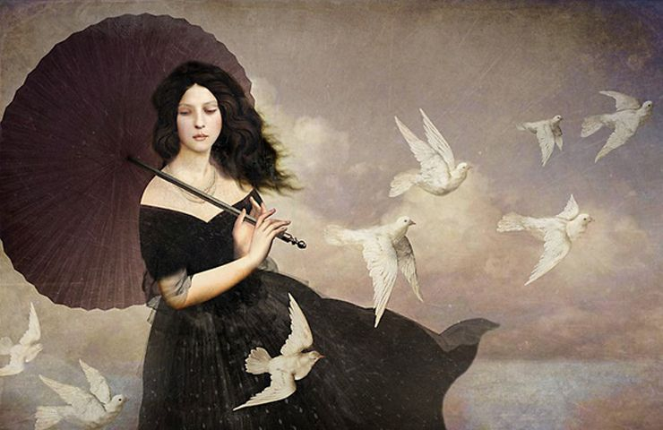 CHRISTIAN SCHLOE - ANYTHING CAN HAPPEN IN A WORLD THAT HOLDS SUCH BEAUTY - Meeting Benches