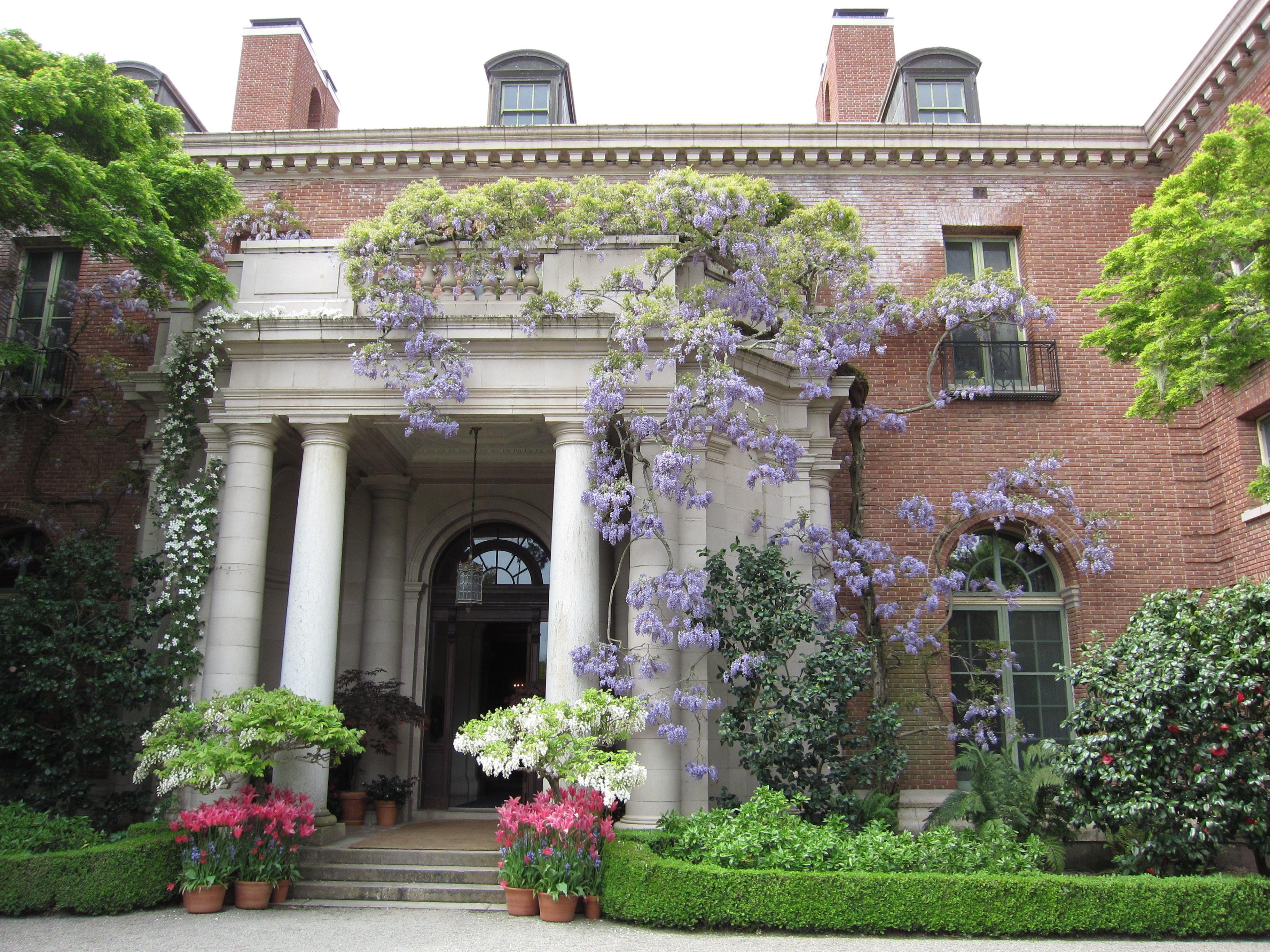 Filoli Gorgeous Gardens Historic Homes Victorian Homes