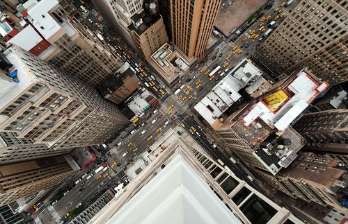 Intersection | New York (by Navid Baraty)