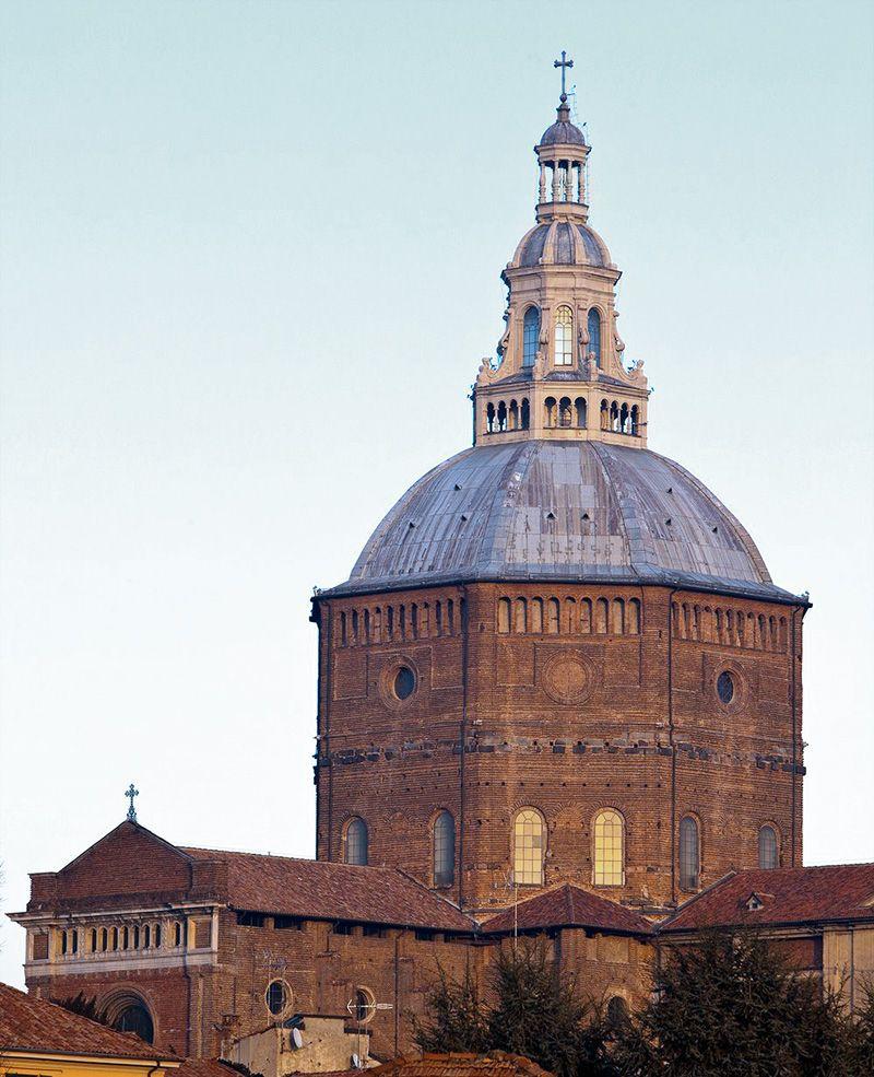 Cattedrale di Santo Stefano e Santa Maria Assunta - Italia Lombardia Pavia