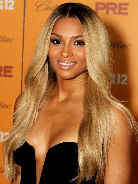 Stupendous 1000 Images About Ciara On Pinterest Ciara Hair Ciara Short Hairstyles For Black Women Fulllsitofus