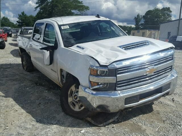 Salvage 2017 Chevrolet Silverado Pickup For Sale Salvage Title